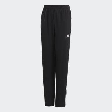 Boys Yoga Black Equipment Pants