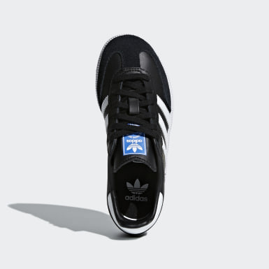 Zapatillas Samba OG Negro Niño Originals