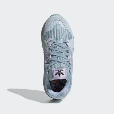 Women Originals Blue ZX Torsion Shoes