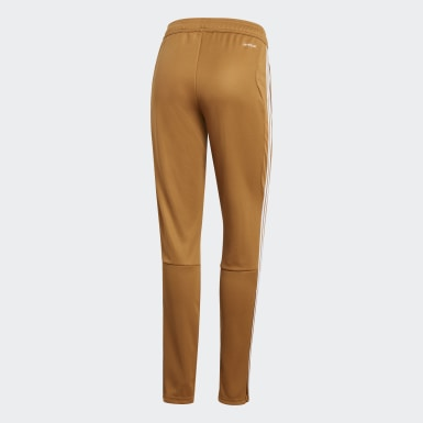 Women Soccer Brown Tiro 19 Training Pants
