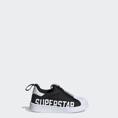 Kinderen Originals Zwart Superstar 360 X Schoenen