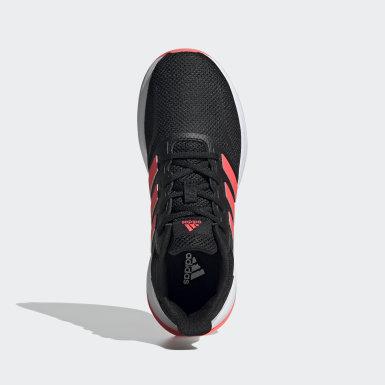 Tenis Runfalcon (UNISEX) Negro Niño Running