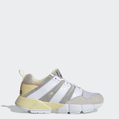 Originals Yellow EQT Cushion 2.0 Shoes