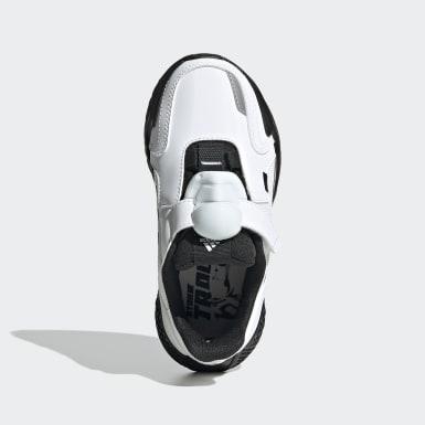 เด็ก วิ่ง สีขาว รองเท้า Star Wars 4uture RNR