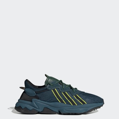 Men's Originals Blue Pusha T Ozweego