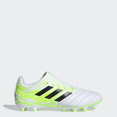 Football White Copa 20.3 Multi-Ground Boots
