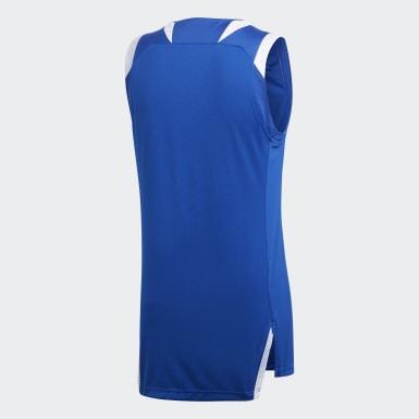 Camisa Crazy Explosive Azul Homem Basquete