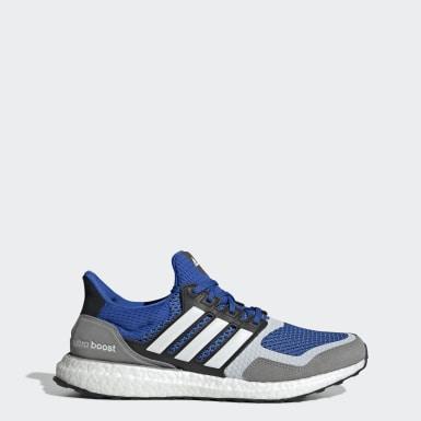 Men Running Blue Ultraboost S&L Shoes