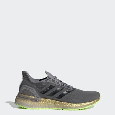 Chaussure Ultraboost PB Gris Hommes Running