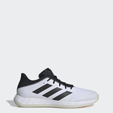 Sapatos de Andebol Adizero Fastcourt Branco Netball