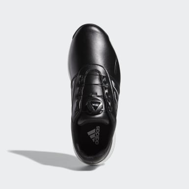 Golf Black CP Traxion Boa Shoes
