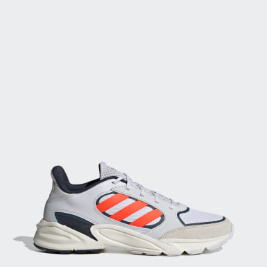 Tenis 90s Valasion Gris Hombre Running