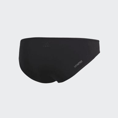 Dames Zwemmen Zwart Amphi Hipster Bikinibroekje