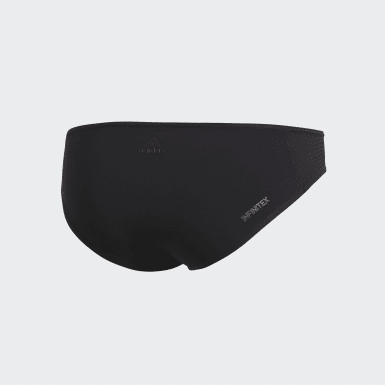 Women Swimming Black Amphi Hipster Bottoms
