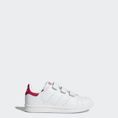 Chaussure Stan Smith Blanc Filles Originals