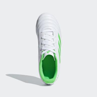 белый Футбольные бутсы Copa 19.4 TF