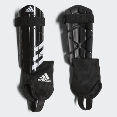 Soccer Black Ever Reflex Shin Guards