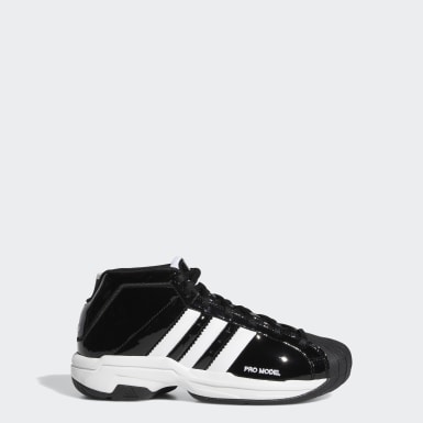 Youth Basketball Black Pro Model 2G Shoes