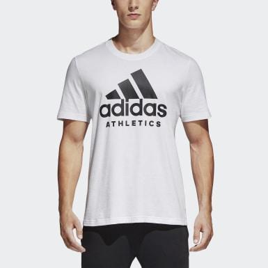 белый Футболка Sport ID