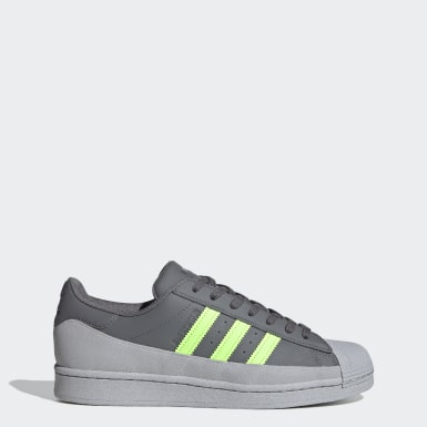 Tenis Superstar MG Gris Hombre Originals