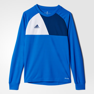 Youth Soccer Blue Assita 17 Goalkeeper Jersey