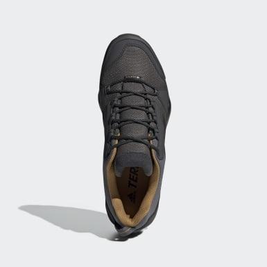 Erkek TERREX Gri Terrex AX3 GORE-TEX Yürüyüş Ayakkabısı