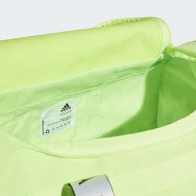 Tréning zelená Taška 4ATHLTS Duffel Small