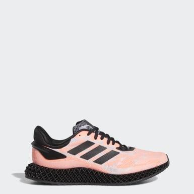 Scarpe 4D Run 1.0 Arancione Running