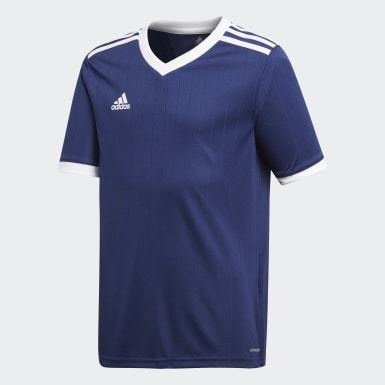 Youth Soccer Blue Tabela 18 Jersey