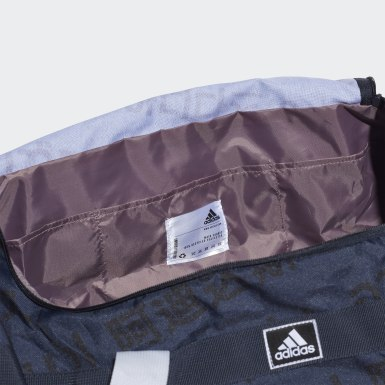 4ATHLTS Duffel Bag Medium Niebieski