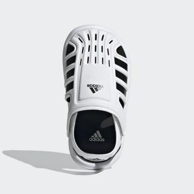 Sandalias para Agua Blanco Niño Natación
