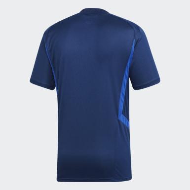 Koszulka treningowa Tiro 19 Niebieski
