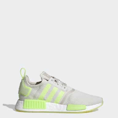 Women Originals Grey NMD_R1 Shoes
