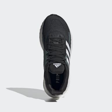 Women Running Black SolarGlide ST Shoes