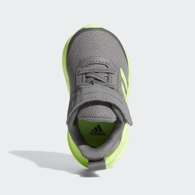 Infant & Toddler Training Grey FortaRun Running Shoes 2020