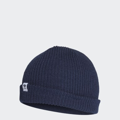 Originals Blauw Shorty Beanie