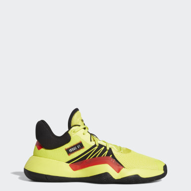 Tenis D.O.N. Issue #1 Amarillo Hombre Basketball