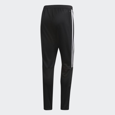 Pantalón de entrenamiento Sereno 19 - Pretina Media Negro Hombre Fútbol