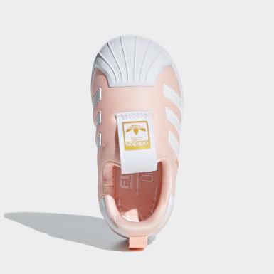 Bebek Originals Pink Superstar 360 Ayakkabı