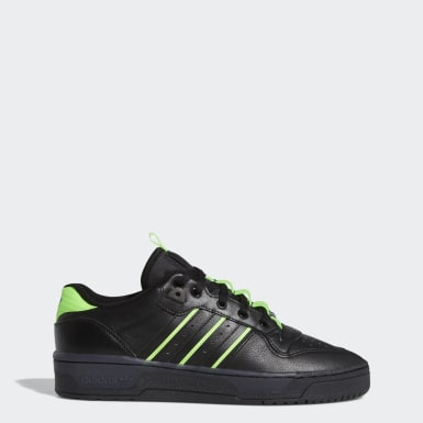 Tenis Rivalry Low Negro Hombre Originals