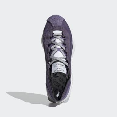 Dames Originals Paars SL 7600 Schoenen