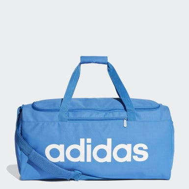 Bolso Deportivo Mediano Linear Core Azul Athletics
