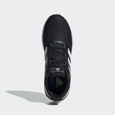 Çocuklar Koşu Black Runfalcon Ayakkabı
