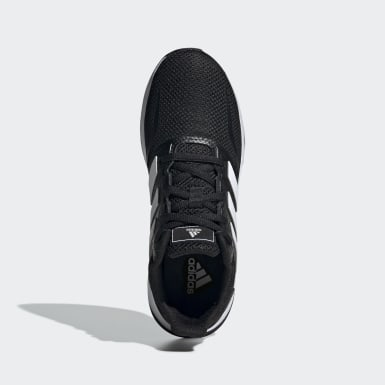 Kids Running Black Runfalcon Shoes