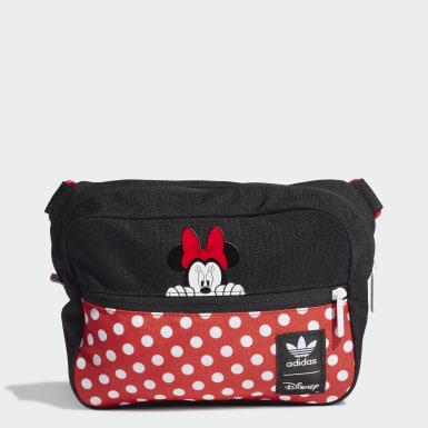 Kinderen Originals Zwart Minnie Sling Tas