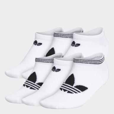 Socquettes invisibles Trefoil Superlite (6 paires) blanc Femmes Originals