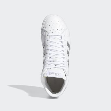 Women's Originals White Basket Profi Shoes