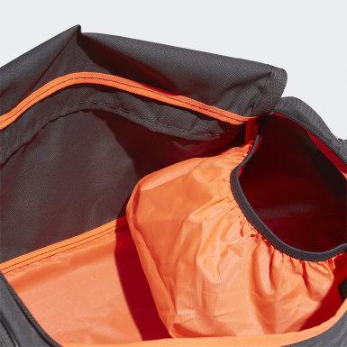 กระเป๋าดัฟเฟิล Linear Logo