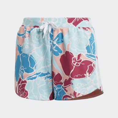 เด็กผู้หญิง Originals สีชมพู กางเกงขาสั้น