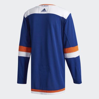 Maillot Islanders Alternatif Authentique multicolore Hommes Hockey